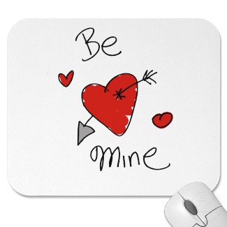 Be Mine Graphic for Friendster