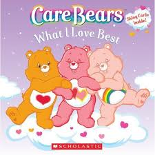 Care bears What I Love Best