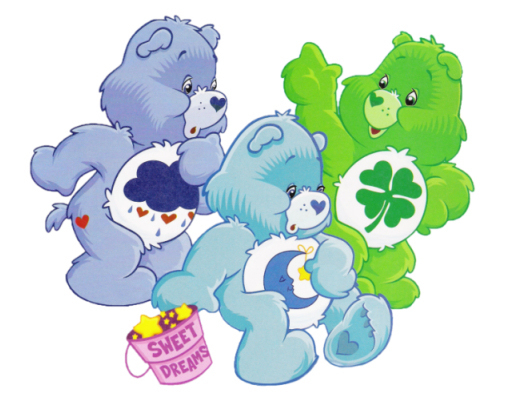 Sweet Dreams Care Bear Picture for Fb Share