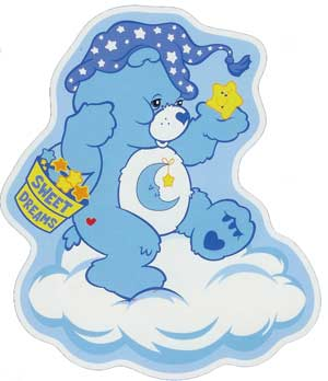 Beautiful Care Bear Sweet Dreams Photo