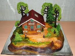 Home Cake Picture for Orkut