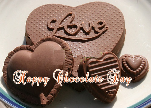 Happy Chocolate Day with Love