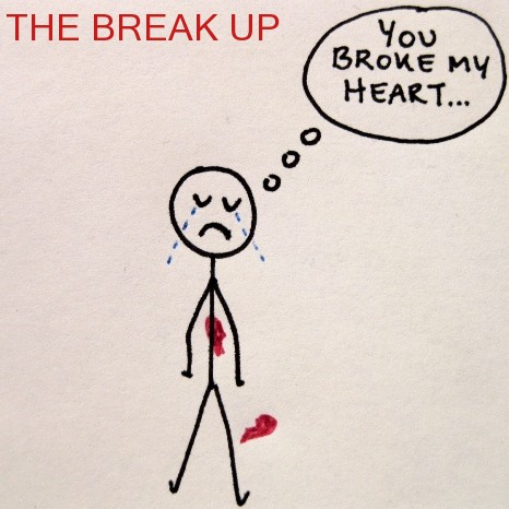 The Break Up You Broke My Heart…
