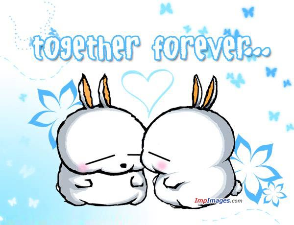 Together Forever Graphic for Fb Share
