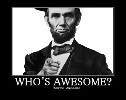 Who's Awesome ?
