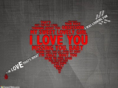 I Love you Heart Graphic for Fb Share