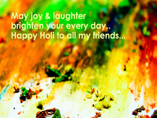 May Joy and Laughter Brighten Your Every Day