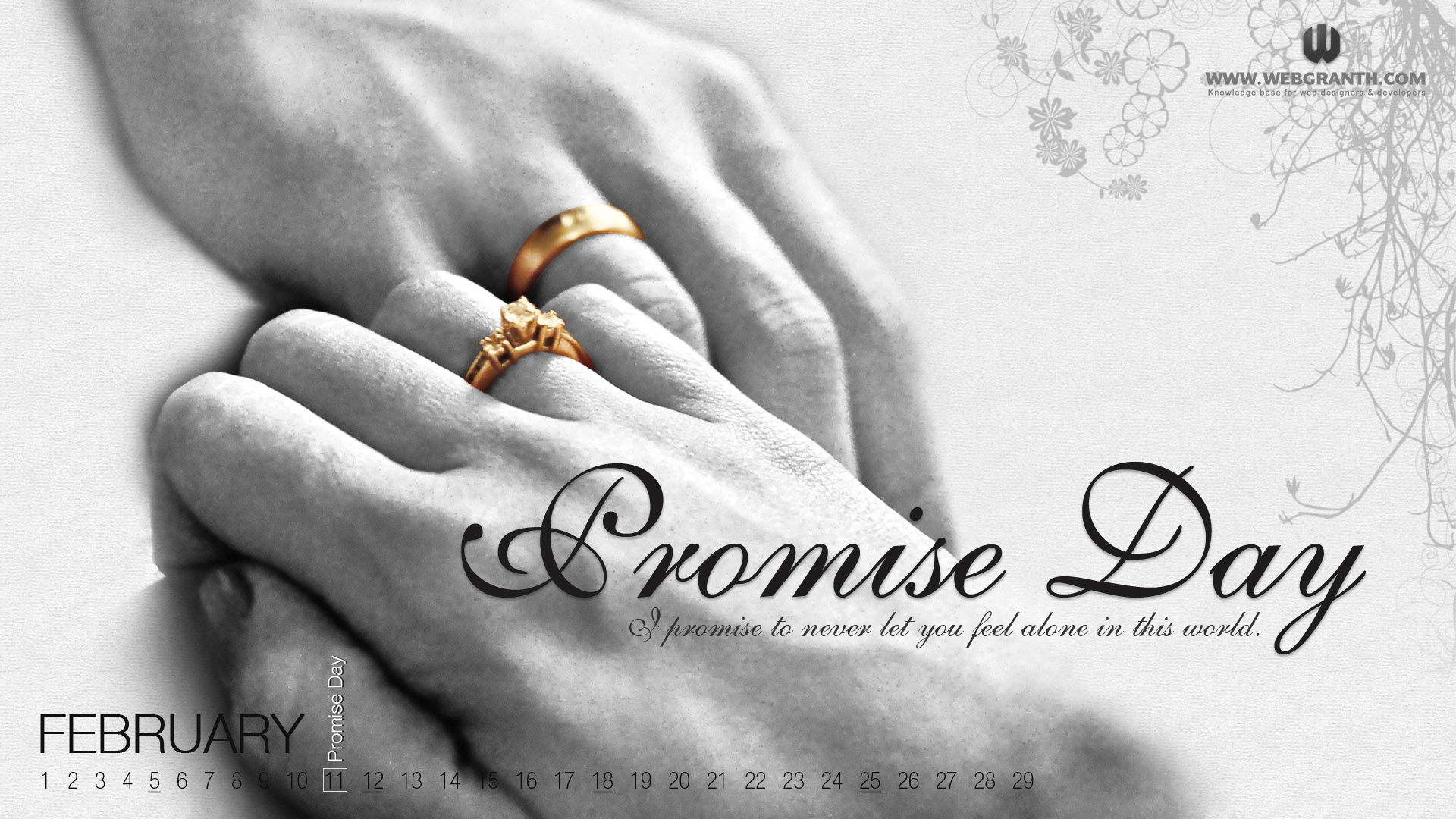 Promise Day Picture for fb Share