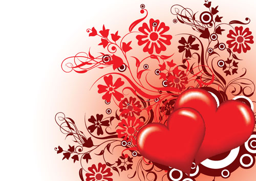 Valentines Day Heart Picture for Fb Share
