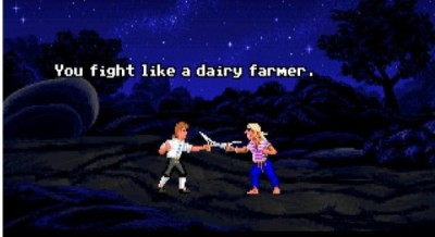 You Fight I Like a Dairy Farmer